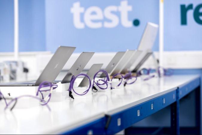 Testing facilities at Xcess Trading