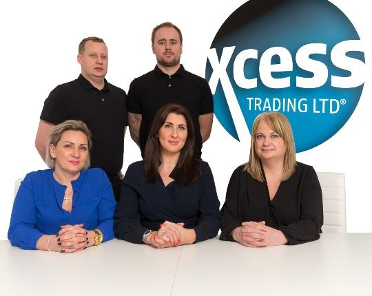 The Xcess Trading team