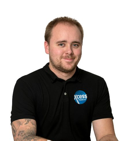 Daniel Wombwell, Senior Repair Manager