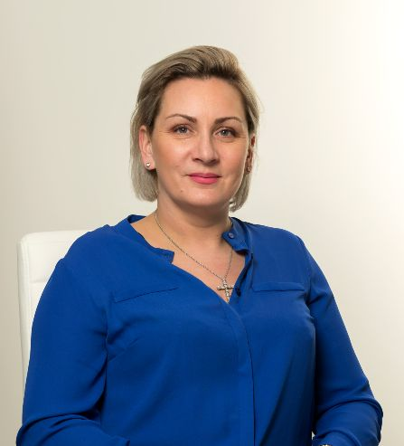 Nina Frape, UK Sales Director