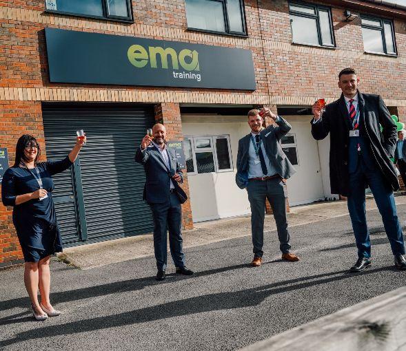 Directors at EMA